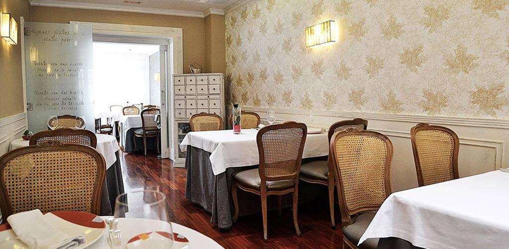 Espacios Restaurante El Chalet