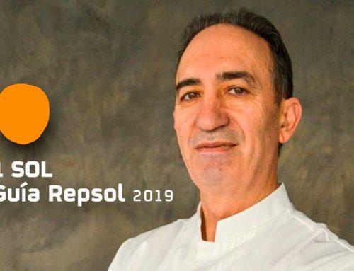 El Chalet, uno de los Restaurantes Soleados que componen la Guia Repsol 2019