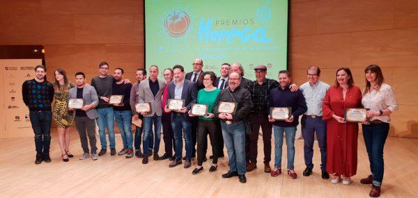 Ganadores de los Premios Horeca 2019