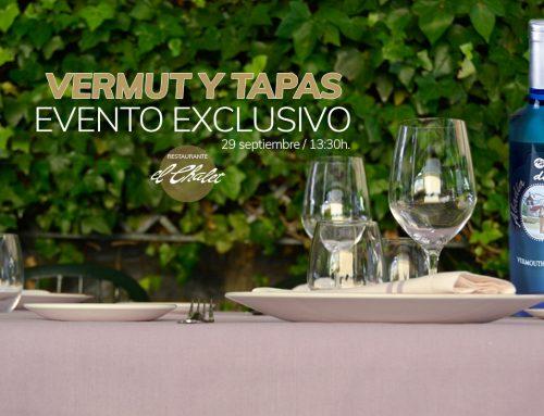 Tapas y Vermut, evento exclusivo en El Chalet