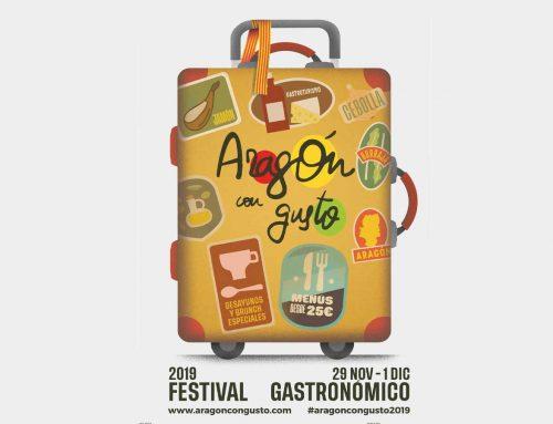 Festival Gastronómico Aragón con Gusto