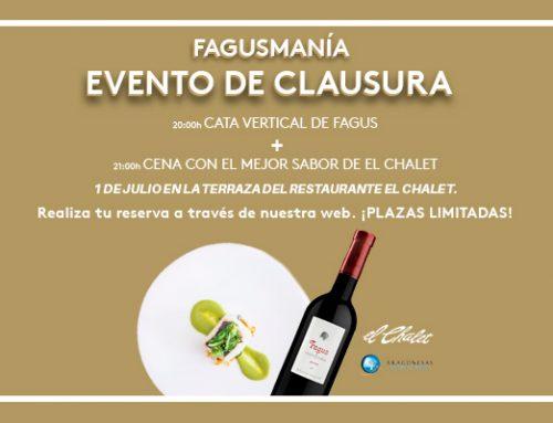Evento de Clausura Jornadas de Fagusmanía